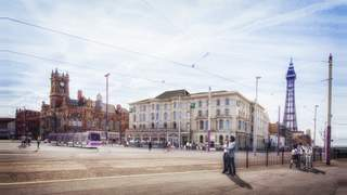 Primary Photo of Market Street, Blackpool, FY1 1ET