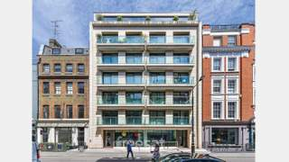 Primary Photo of 23/24 Newman Street, Fitzrovia, London W1 W1T 1PJ