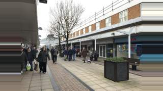 Primary Photo of Unit 10 South Walk Yate Shopping Centre, 43 North Walk, Yate, BS37 4AP