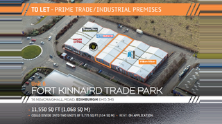Primary Photo of Unit 6, Fort Kinnaird Trade Park, 74 Newcraighall Road, Edinburgh, EH15 3HS