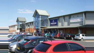 Primary Photo of Unit 3-6 Quedgeley Retail Park, Olympus Park, Quedgeley, Gloucester GL2 4NF