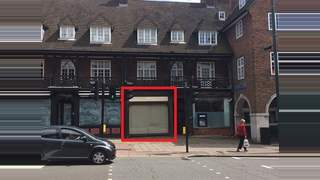Primary Photo of 808 Finchley Road, London, NW11 6XL