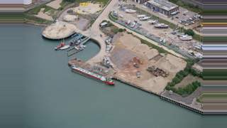 Primary Photo of Waterfront Storage Land - Kingston Wharf, East Cowes