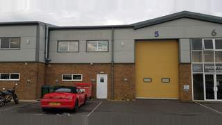 Primary Photo of Unit 5 Holes Bay Business Park, Sterte Avenue West, Poole, BH15 2AA
