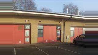 Primary Photo of Industrial/Storage Units, Basepoint Business Centre, 1 Lincoln Road, Cressex Business Park, High Wycombe, HP12 3RL