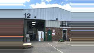Primary Photo of Unit 12, Stadium Trade & Business Park, Reading, RG30 6BX