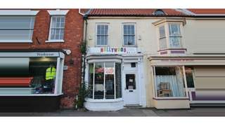 Primary Photo of 43, High Street, Spilsby, Lincolnshire, PE23 5JH