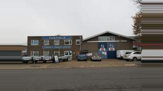 Primary Photo of Warehouse/Trade Counter/Light Industrial, Blatchford Road, Horsham, RH13 5QR