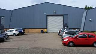 Primary Photo of Unit 26 Belleknowes Industrial Estate, Admiralty Road, Inverkeithing, Fife, KY11 1HZ