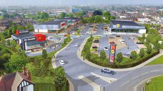 Primary Photo of Worksop Retail Park, WORKSOP