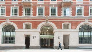 Primary Photo of 67 Lombard St, London EC3V 9LJ