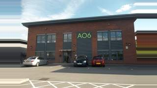 Primary Photo of E02, Magna 34 Business Park, Sheffield Road, Rotherham S60 1DX