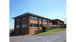 Primary Photo of Modern Office Building with Parking, Solutions House, Letchworth