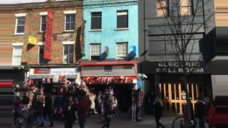 Primary Photo of 186 Camden High St, Camden Town, London NW1 8QP