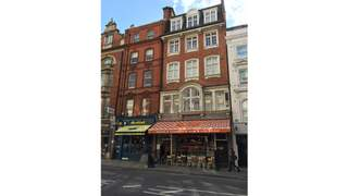 Primary Photo of One double bedroom apartment boasting 581 sq ft in Wigmore Street, London, W1U 1BQ
