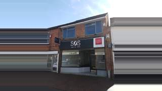 Primary Photo of First Floor, 14-, 15 Mill St, Stafford ST16 2AJ