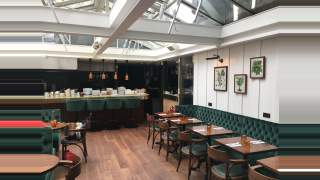 Primary Photo of Café Hampstead, 48 Rosslyn Hill, Hampstead, London NW3 1NH