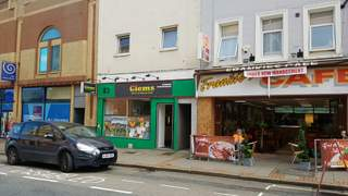Primary Photo of 83 High Street Aldershot Hampshire GU11 1BY