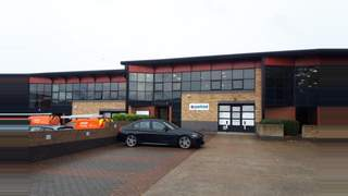 Primary Photo of Unit 7 Grafton Way, West Ham Industrial Estate, Basingstoke, Hampshire, RG22 6HY