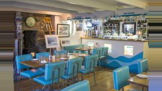 Primary Photo of Seadrift Kitchen Cafe - FREEHOLD, Fore Street, Porthleven, Cornwall