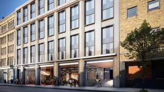 Primary Photo of 96-100 Clerkenwell Road, Clerkenwell, London EC1M 5RJ