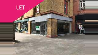 Primary Photo of 5, Regal Centre, 402 North End Road, Fulham, London SW6 1LU