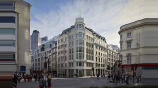 Primary Photo of 60 Moorgate, London EC2R 6EL