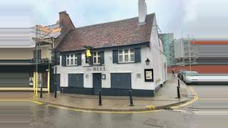 Primary Photo of The Bell, Frogmoor, High Wycombe, Bucks, HP13 5DQ