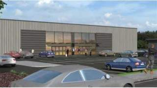 Primary Photo of New Retail/Leisure Development, Leeming Lane South, Mansfield Woodhouse, Notts