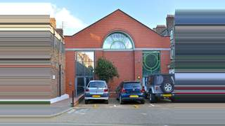 Primary Photo of Mid terrace office building with air conditioning and parking To Let Fashionable Chelsea location close to the river 825 sq ft (76.6 sq m) approx