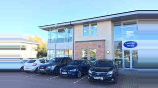 Primary Photo of First Floor Office Suite, Laxford House, Cradlehall Business Park, Inverness, IV2 5GH