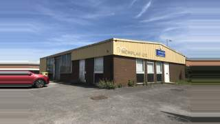 Primary Photo of Detached Industrial/Workshop Unit, 32 Sturmi Way, Village Farm Industrial Estate, Pyle, CF33 6BZ