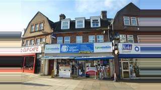 Primary Photo of The Broadway, Harrow London, HA3