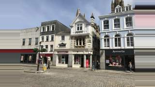Primary Photo of 21-23, Boscawen Street, Truro, Cornwall