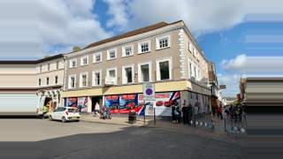 Primary Photo of 37 Buttermarket & 9-10 Abbeygate Street, Bury St. Edmunds, Suffolk, IP33 1DW