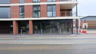Primary Photo of 7th Floor, Quay West at MediaCityUK, Trafford Wharf Road, Manchester M17 1HH