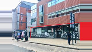 Primary Photo of The Cube, 123 Albion Street, Leeds, LS2 8ER