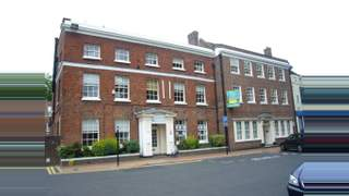 Primary Photo of Queens Gardens Business Centre, 31 Ironmarket, Newcastle-under-Lyme, Staffordshire, ST5 1RP