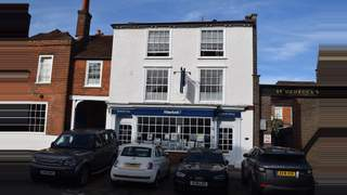 Primary Photo of 72 Castle Street, Farnham Retail Premises with A1 and A2 Use
