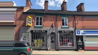 Primary Photo of 25-27 and 25a Russell Street, Leek, Staffordshire, ST13 5JF