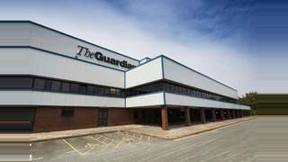 Primary Photo of Former Print Works The Guardian - Manchester