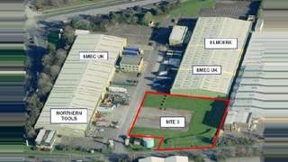 Primary Photo of Design & Building Warehouse and Industrial Property or Secure Open Storage Site