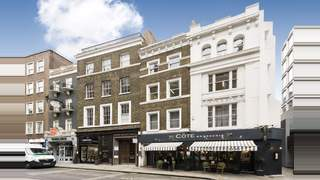 Primary Photo of 51, 53 St Martin's Lane, Covent Garden, London WC2N 4EA