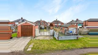 Primary Photo of Residential Building Plot, Lot 1 Of 2 - Wordsworth Avenue, Bishop Auckland, County Durham