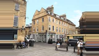Primary Photo of 7 York St, Bath BA1 1NQ