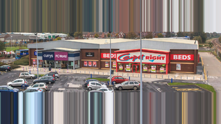 Primary Photo of Currys PC World & Carpetright, Scarborough
