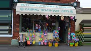 Primary Photo of Sutton Outdoors 16 High Street, Sutton On Sea, Mablethorpe, Lincolnshire, LN12 2EX