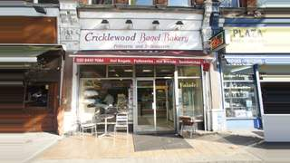 Primary Photo of Cricklewood Broadway, London NW2