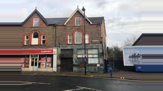 Primary Photo of Former Natwest Bank, 2 Bedwlwyn Road, Ystrad Mynach, CF82 7WT