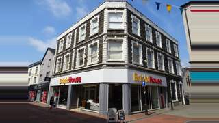Primary Photo of 50 Wind Street, NEATH SA11 3EN